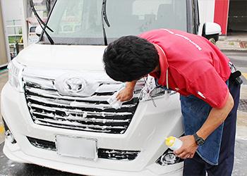 洗車・カーコーティング